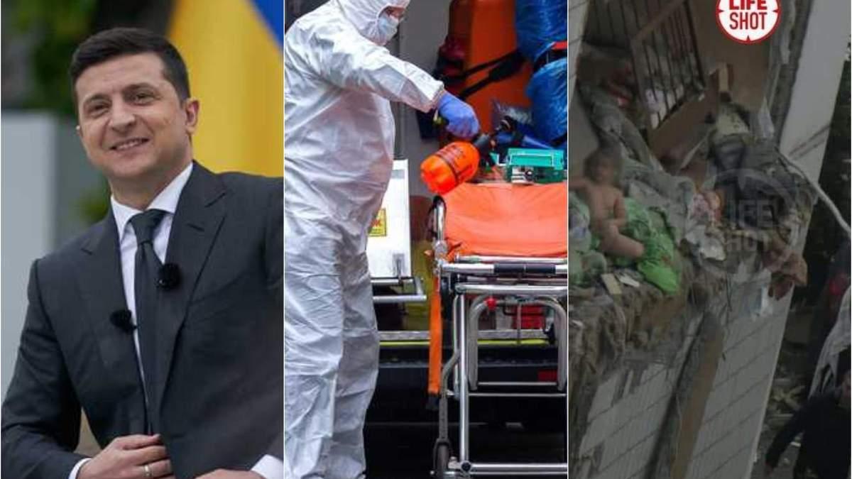 Новый визит Зеленского в США, введение желтой зоны в Украине: главные новости 8 сентября - Новости Полтавы - 24 Канал