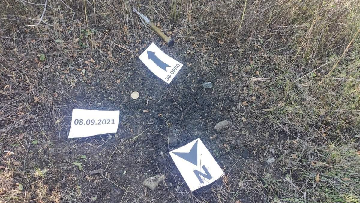 Окупанти не відступають: російські бойовики знову використали заборонені міни ПОМ-2 - Новини Росії і України - 24 Канал