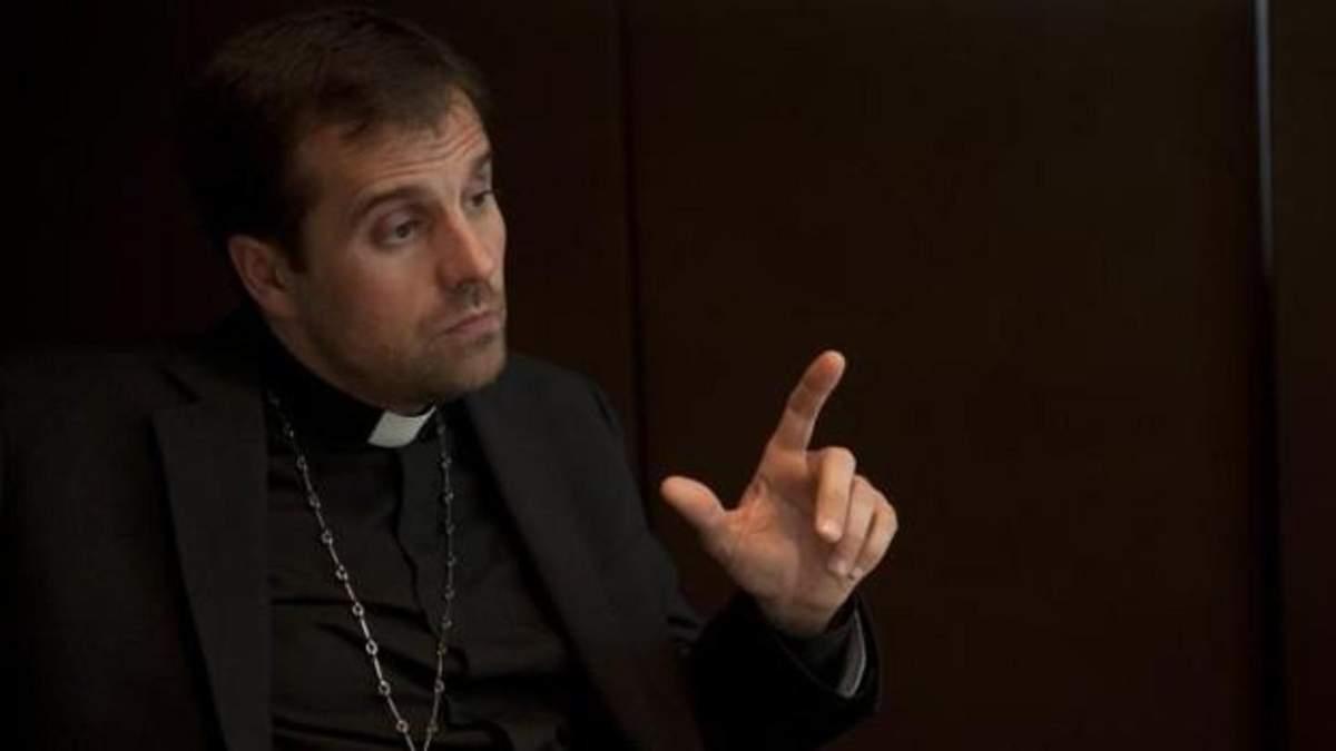 """""""Підступи диявола"""": іспанський єпископ відмовився від сану заради авторки еротичних романів - 24 Канал"""