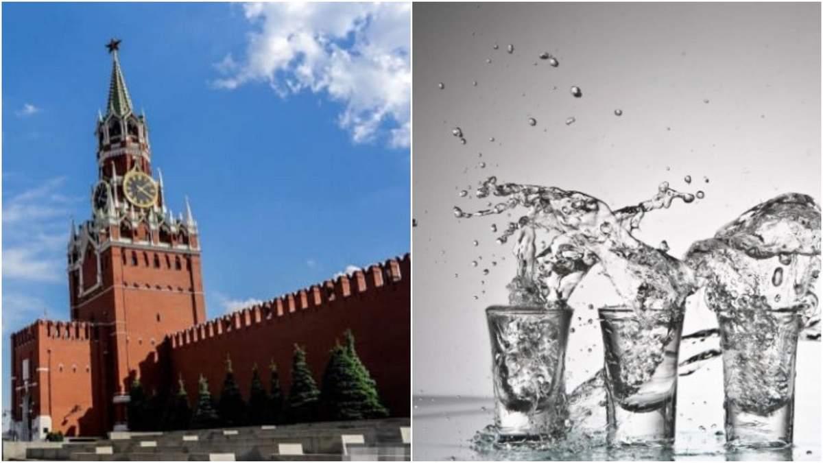 В России стали меньше покупать и употреблять водку: результаты обзора