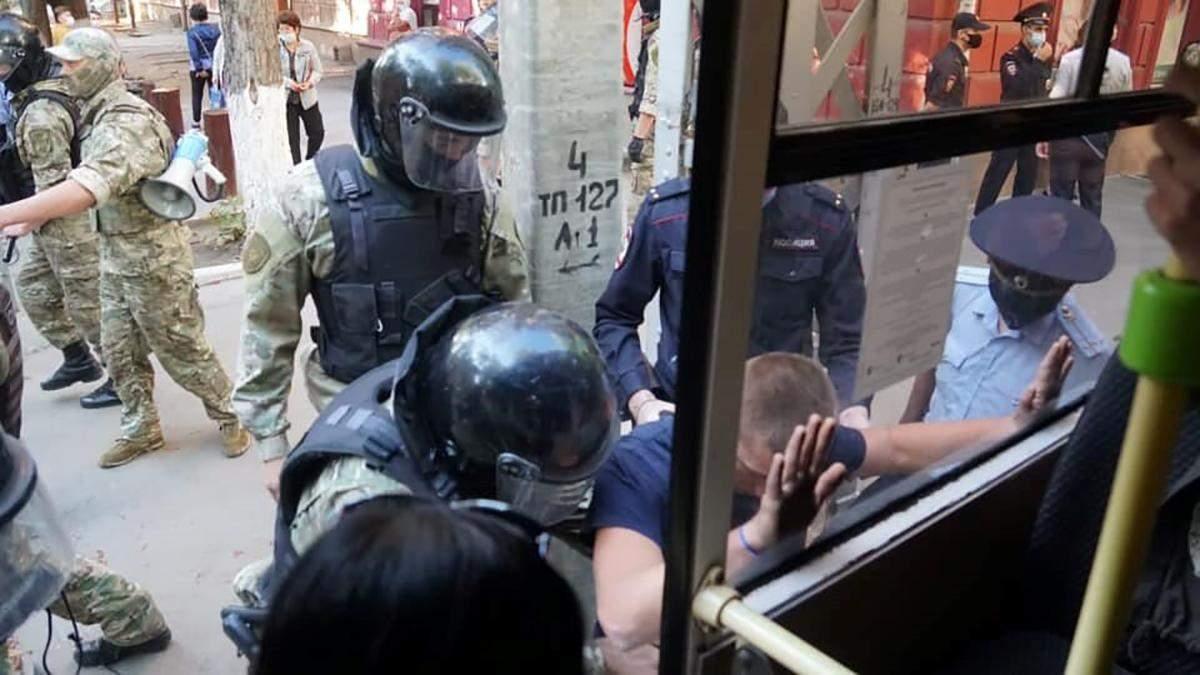 """Разведка Украины ответила на обвинения России относительно """"диверсии"""" в Крыму"""