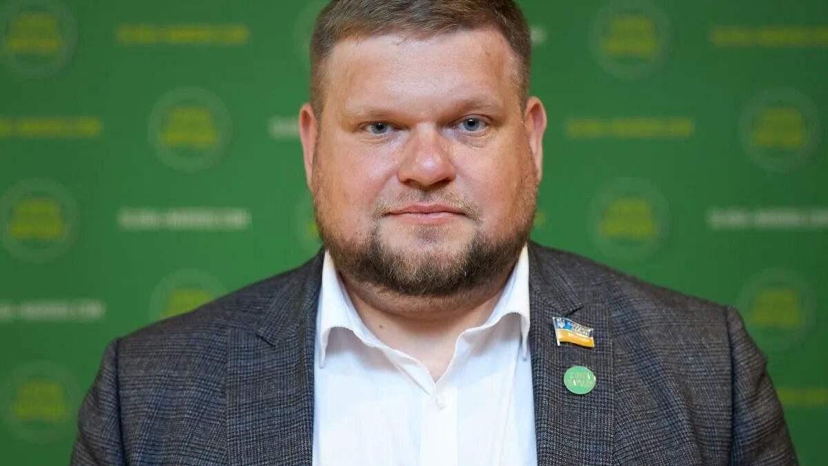 """Я совершеннолетний человек, - """"слуга народа"""" Клочко отреагировал на миллионы его мамы"""