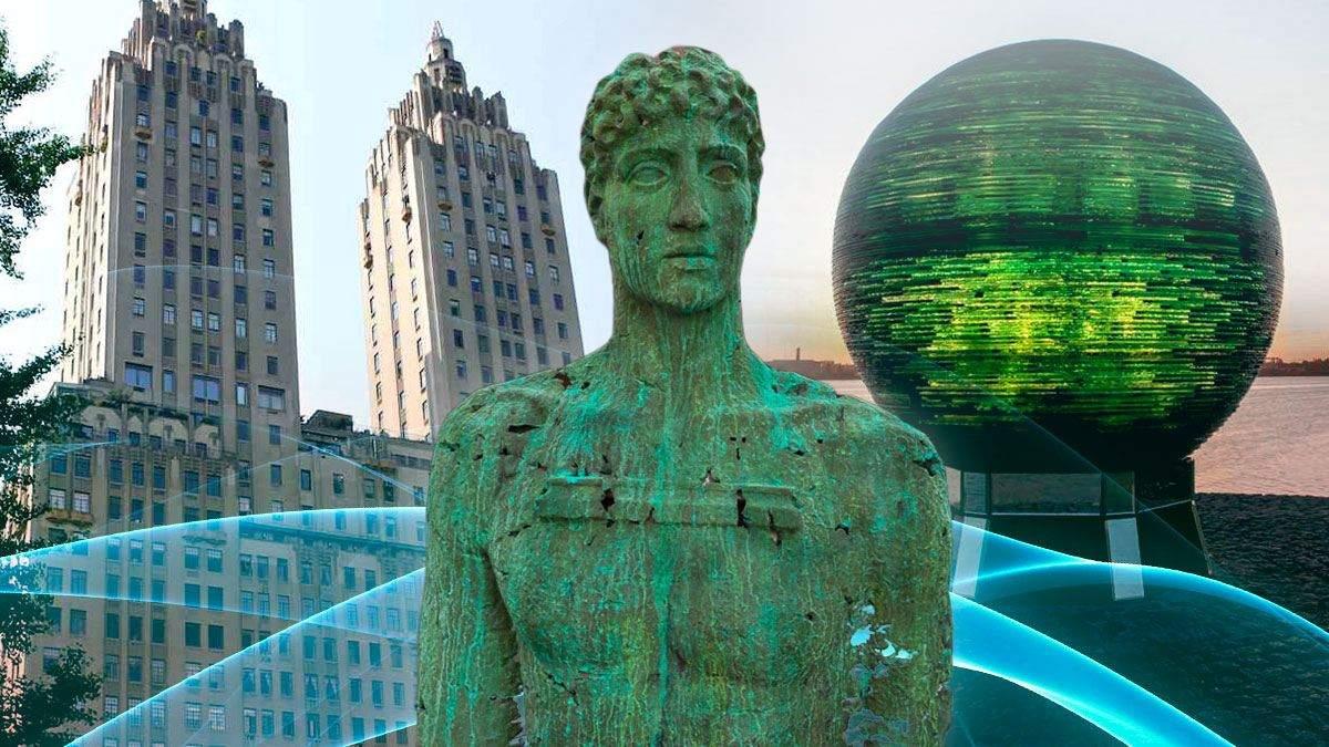 Лондонські ліхтарі та пам'ятник Парижу: артоб'єкти Дніпра та їхні світові аналоги - Новини Дніпра сьогодні - 24 Канал