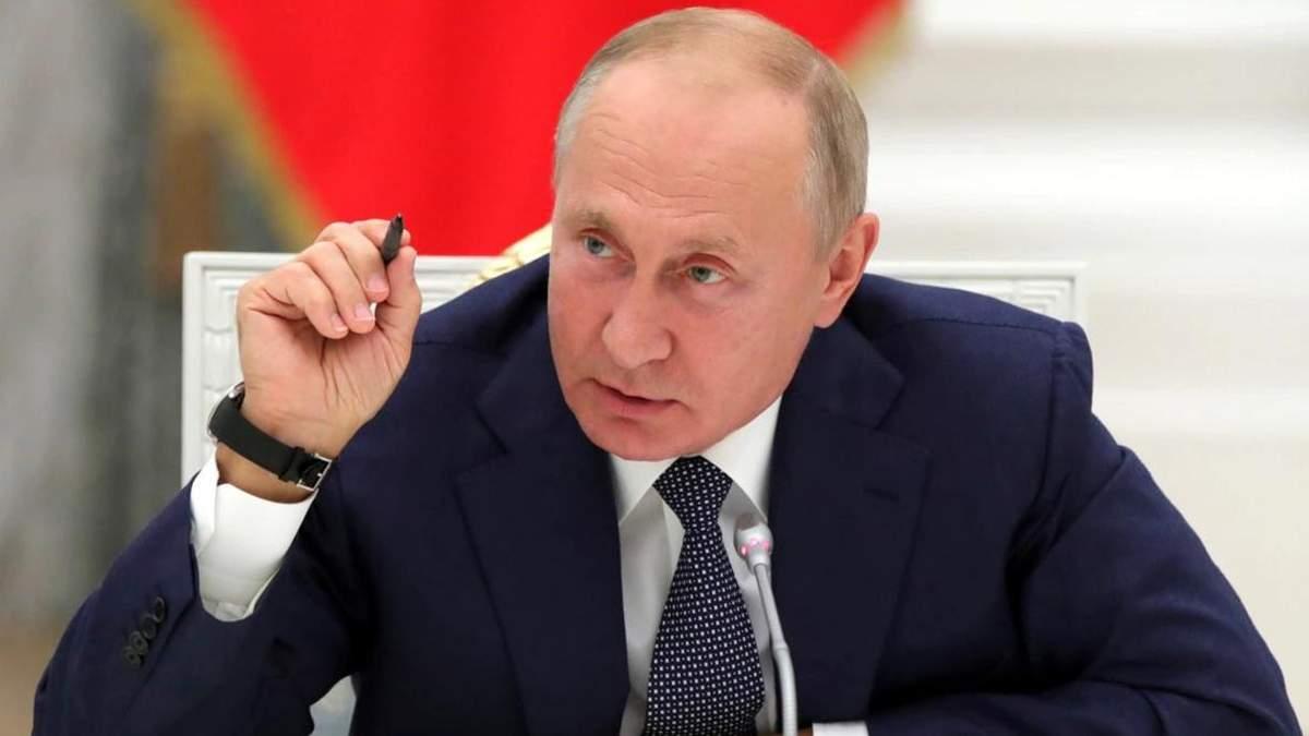 Путін показує воєнну силу, – Гармаш назвав країни, які Росія хоче контролювати - новини Білорусь - 24 Канал
