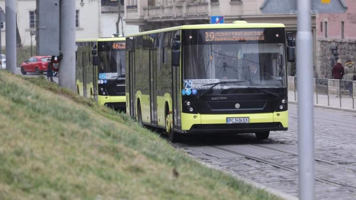 У Львові збільшили кількість трамваїв і тролейбусів - Новини Львів - Львів