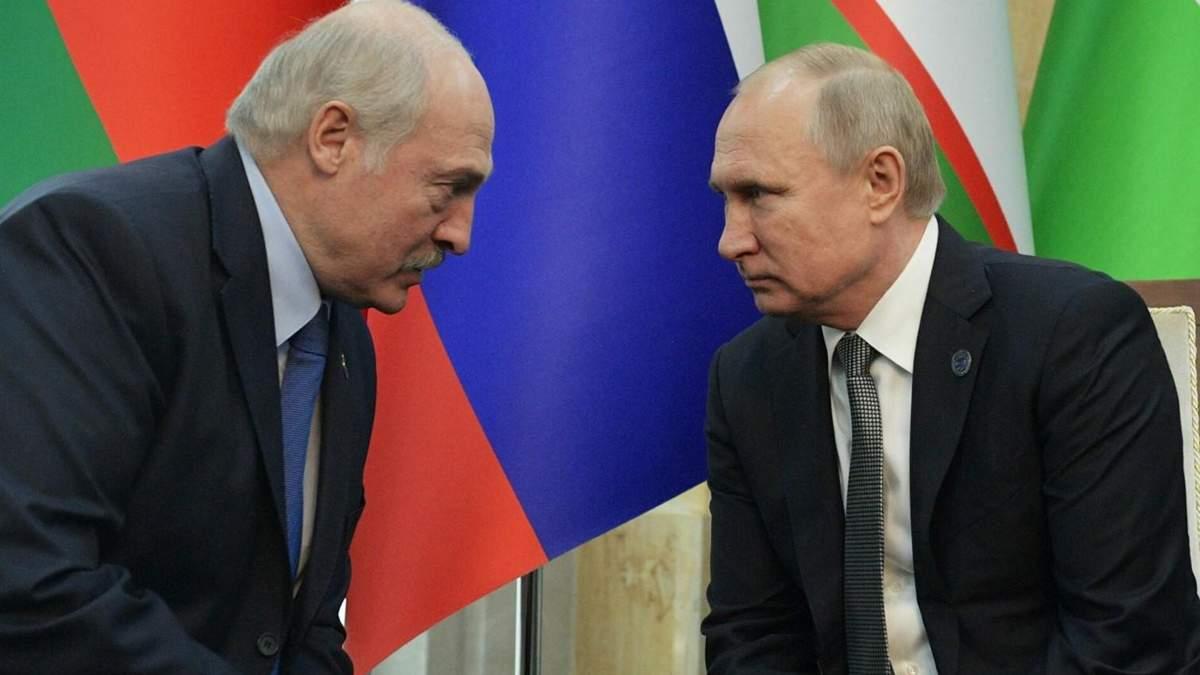 Інтеграція Росії і Білорусі: чи зможе Путін переграти Лукашенка - новини Білорусь - 24 Канал