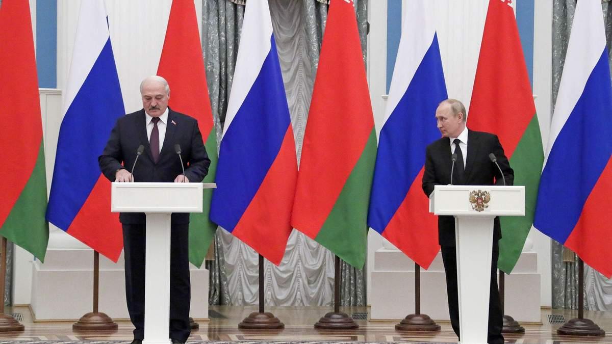 Путін готує для себе подарунок у вигляді окупації Білорусі - новини Білорусь - 24 Канал