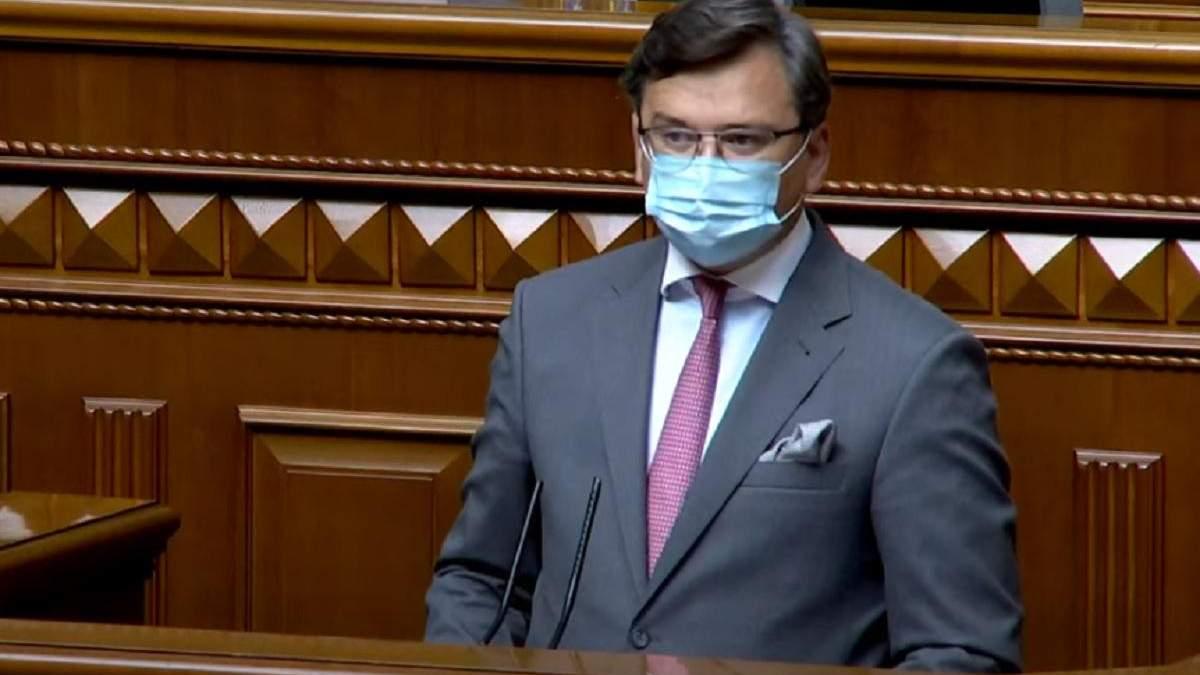 Если откажемся от активной деоккупации Крыма, суверенной Украины не будет, – Кулеба