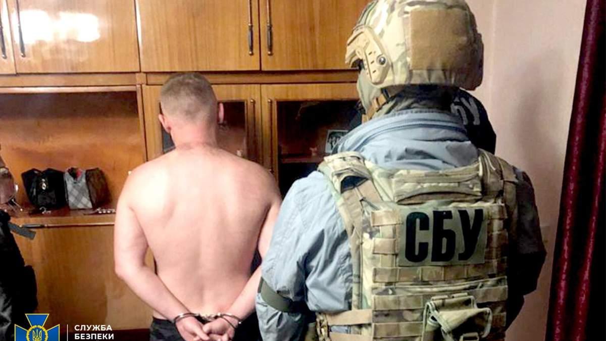 """СБУ поймала российского криминального авторитета """"Рому Попенко"""""""