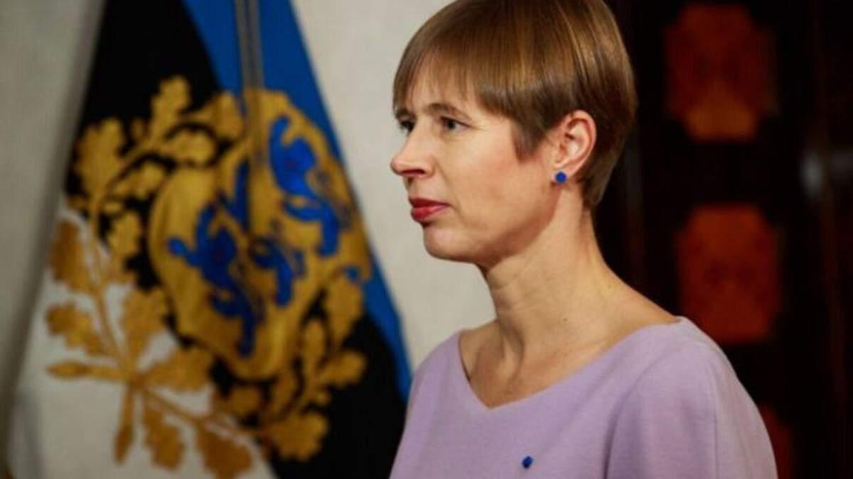 """Украину отделяют от Евросоюза """"световые годы"""", – президент Эстонии"""