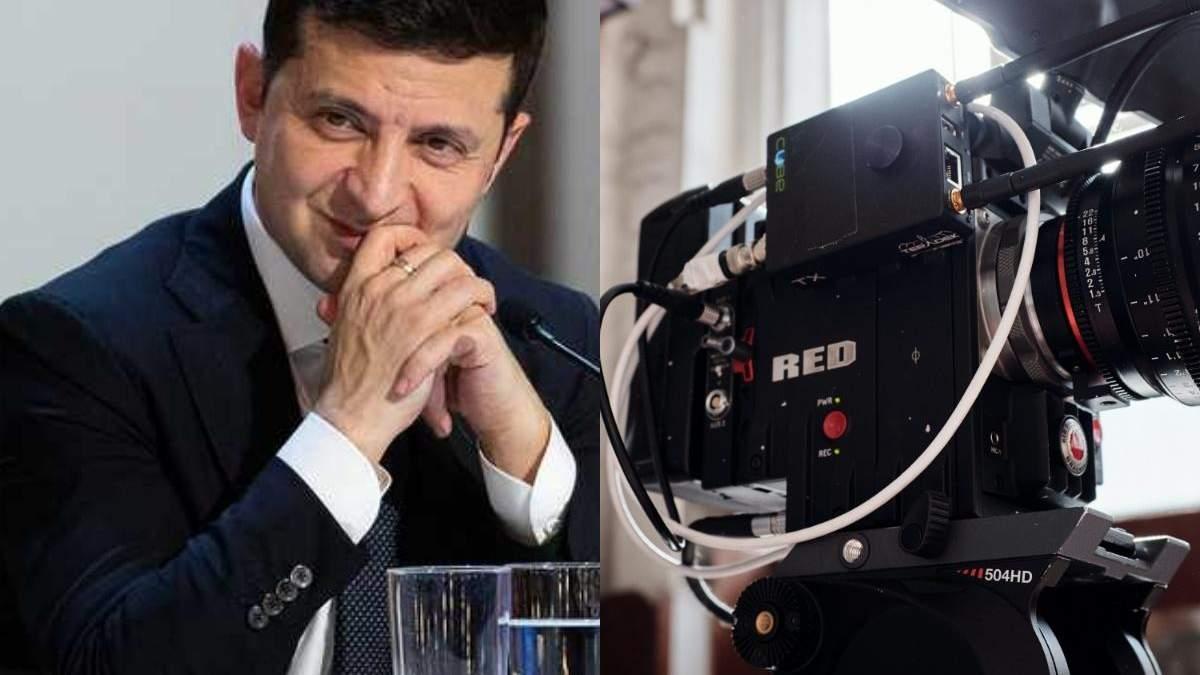 Україна має закріпитися на світовому кіноринку: Зеленський дав уряду низку ключових завдань - 24 Канал