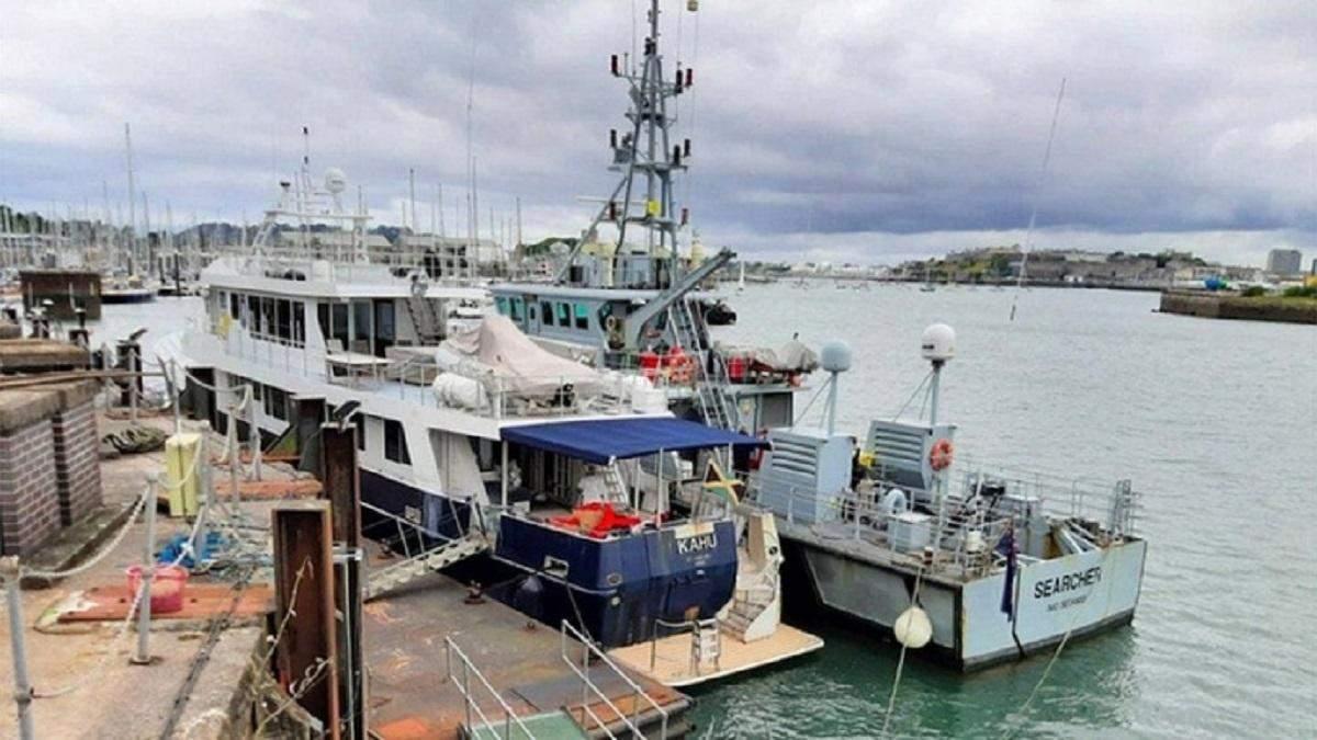 Понад 2 тонни кокаїну: біля берегів Британії перехопили елітну яхту - 24 Канал