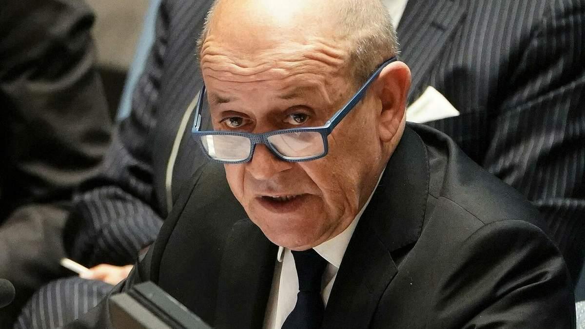 """""""Вони брешуть"""": Франція відмовилася визнавати уряд талібів в Афганістані - 24 Канал"""