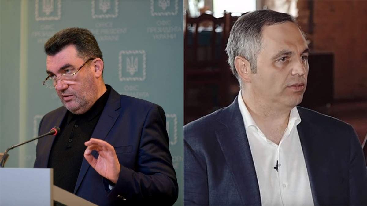 Треба мати докази, – Данілов розповів про можливість введення санкцій проти Портнова - Україна новини - 24 Канал