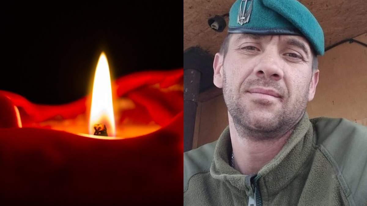 Окупанти вбили на Донбасі українського воїна Куленка - Гарячі новини - 24 Канал