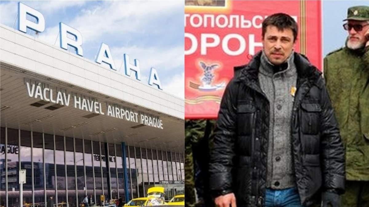 В Чехии задержали российского оккупанта