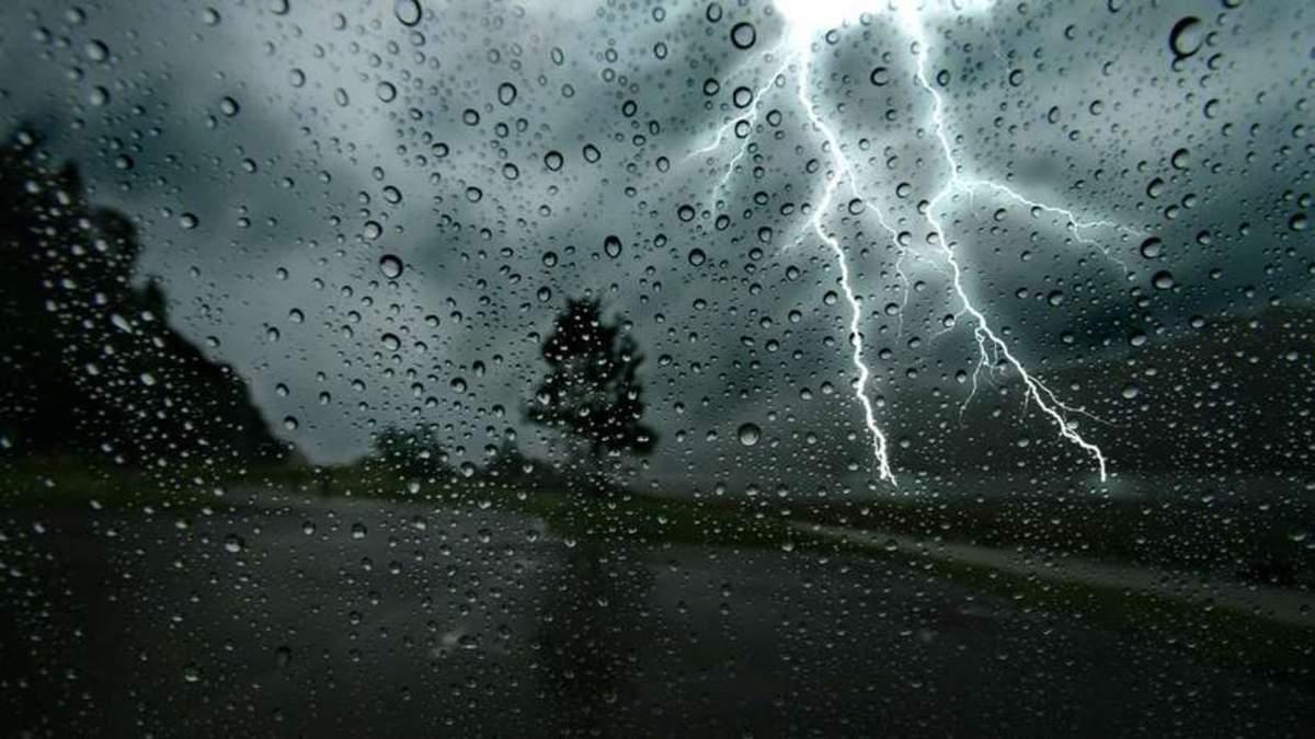 На Львівщину сунуть грозові дощі: прогноз погоди на 13 – 17 вересня - Львів