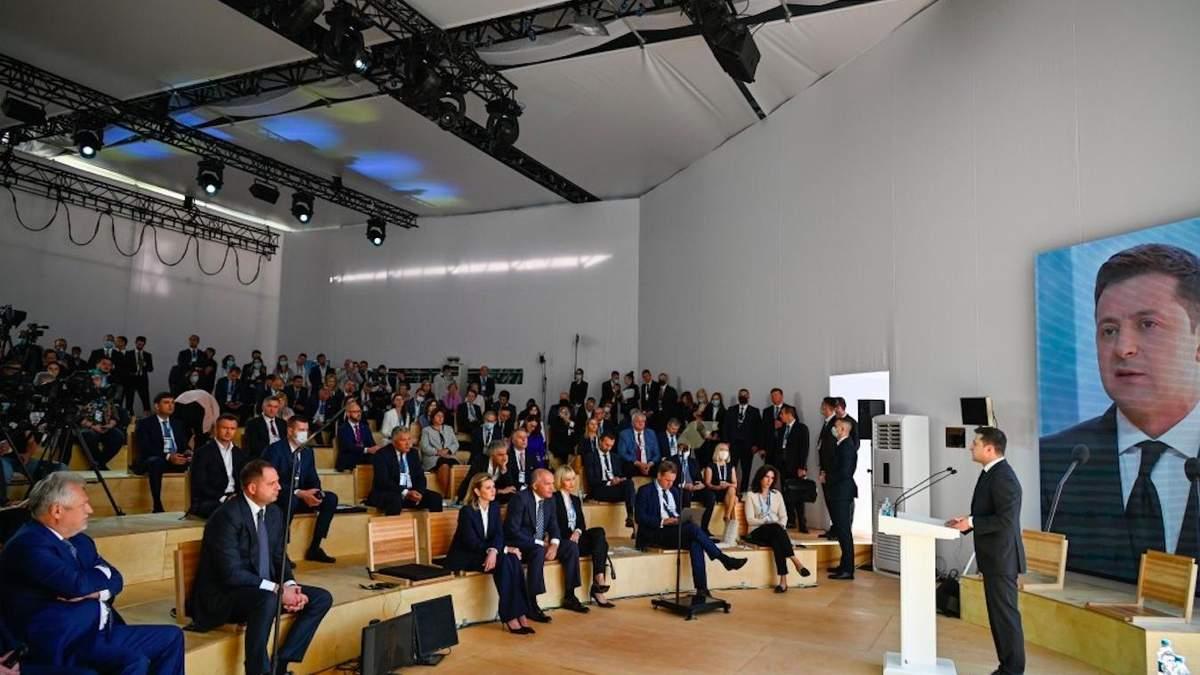 Президент Зеленский ведет диалог с Западом