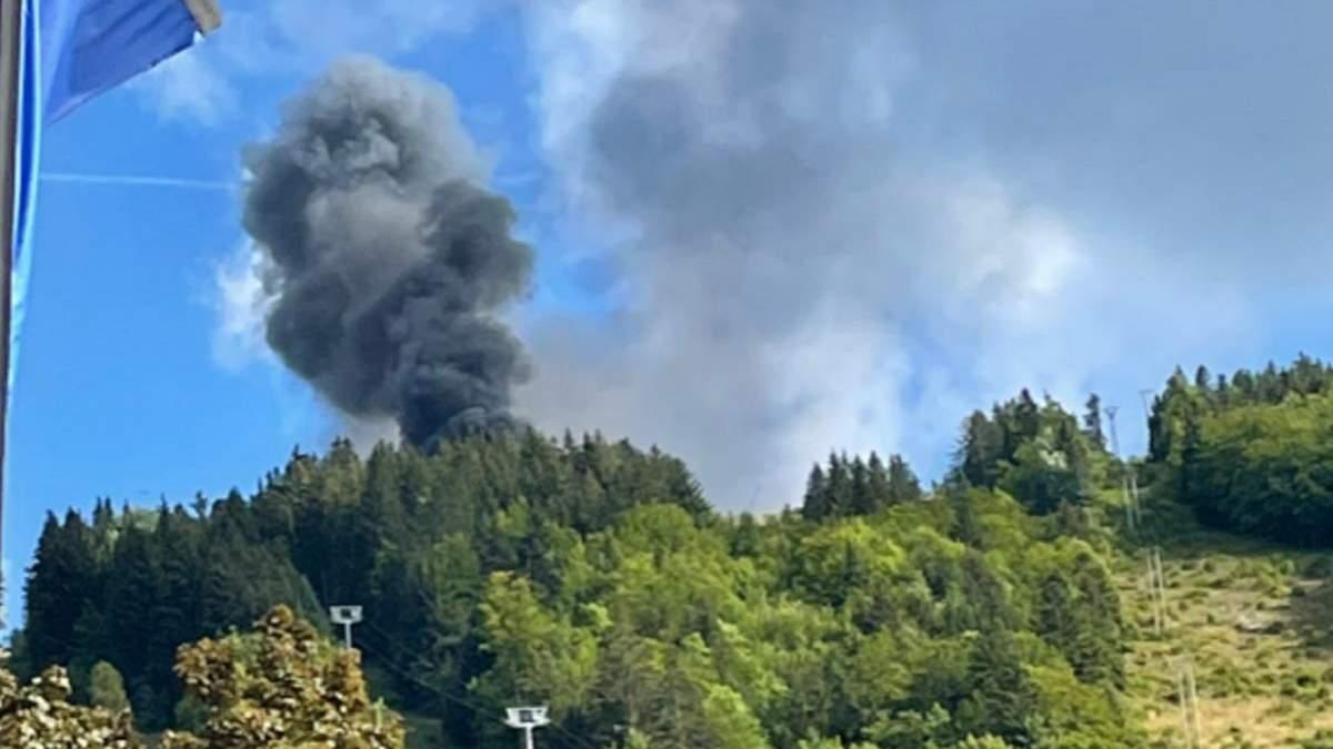 У Франції розбився гелікоптер служби цивільної безпеки: є загиблий та постраждалі - 24 Канал