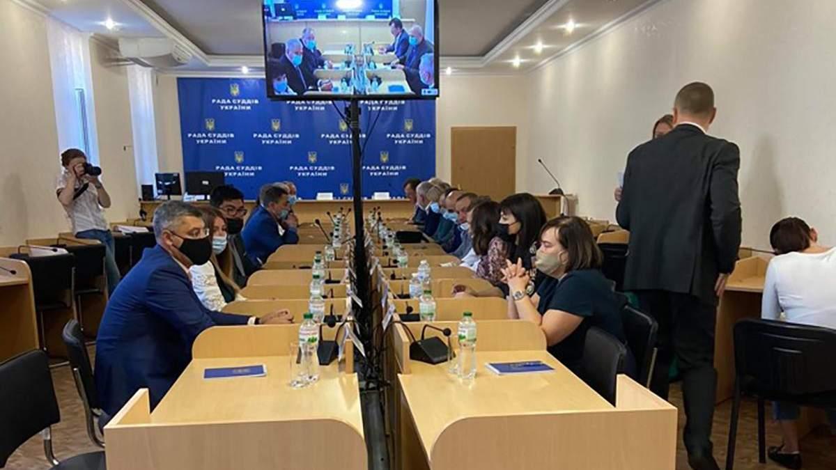 Плевок в лицо не только Зеленскому, – Жернаков о заблокированной судебной реформе Советом судей