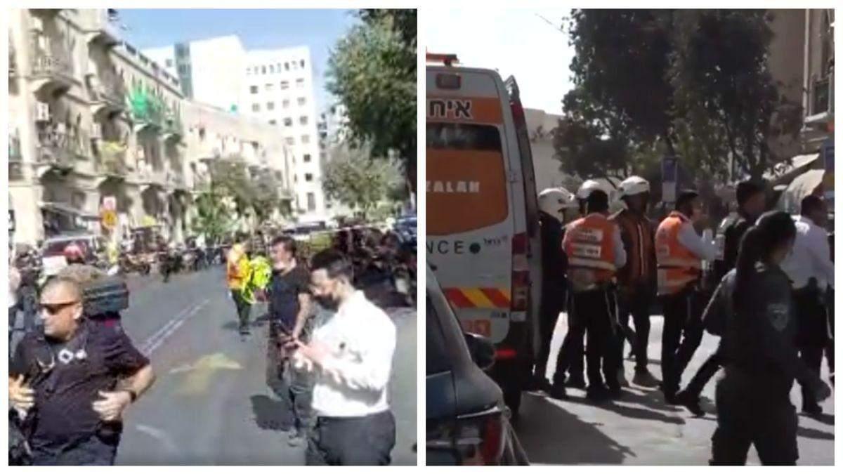 В Ізраїлі скоїли теракт: чоловік з ножем накинувся на перехожих - новини Ізраїлю - 24 Канал