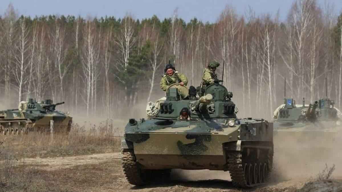 """Кремль створює плацдарм атаки на Європу, – Безсмертний про навчання """"Захід-2021"""" - новини Білорусь - 24 Канал"""