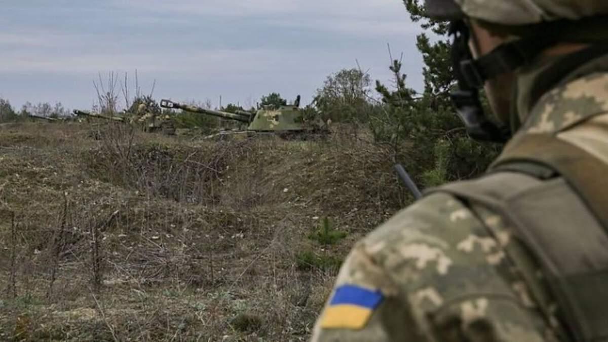 Військовий отримав поранення несумісне з життям: ще одна втрата на Донбасі - Термінові новини - 24 Канал