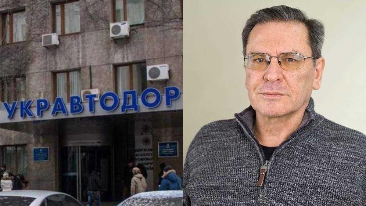 """""""Укравтодор"""" очолив Євген Кузькін: що про нього відомо - Україна новини - 24 Канал"""