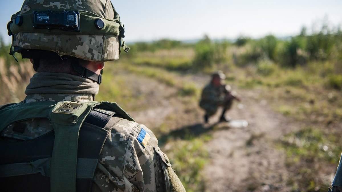 На Донбасі обстріляли позиції ЗСУ в районі Пісків: є поранений - Гарячі новини - 24 Канал