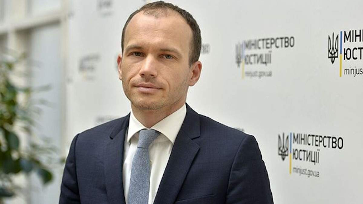 """Это миф, – Малюська прокомментировал упреки о том, что """"украинские суды в руках иностранцев"""""""