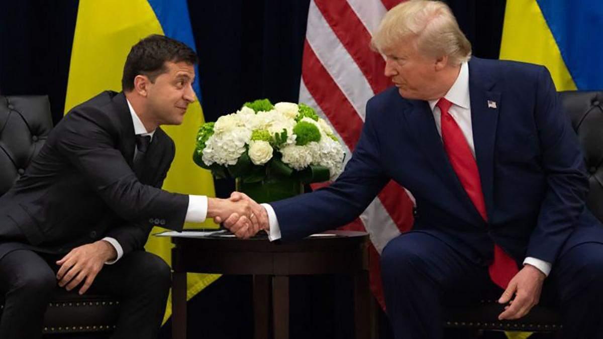 Це ж не Роберт де Ніро, – Зеленський зізнався, чи тиснув на нього Трамп у розмові 2019 року - Україна новини - 24 Канал