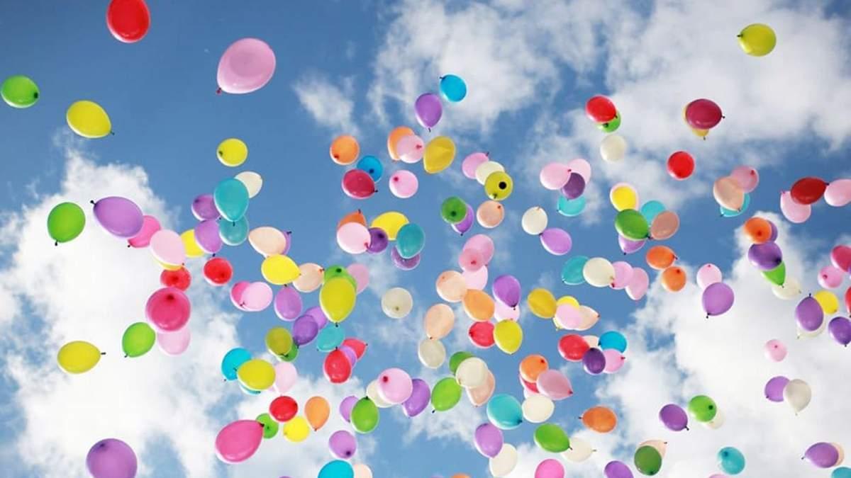 У Дрогобичі відмовились від запуску 930 повітряних кульок після протестів екологів - Новини Львова - Львів