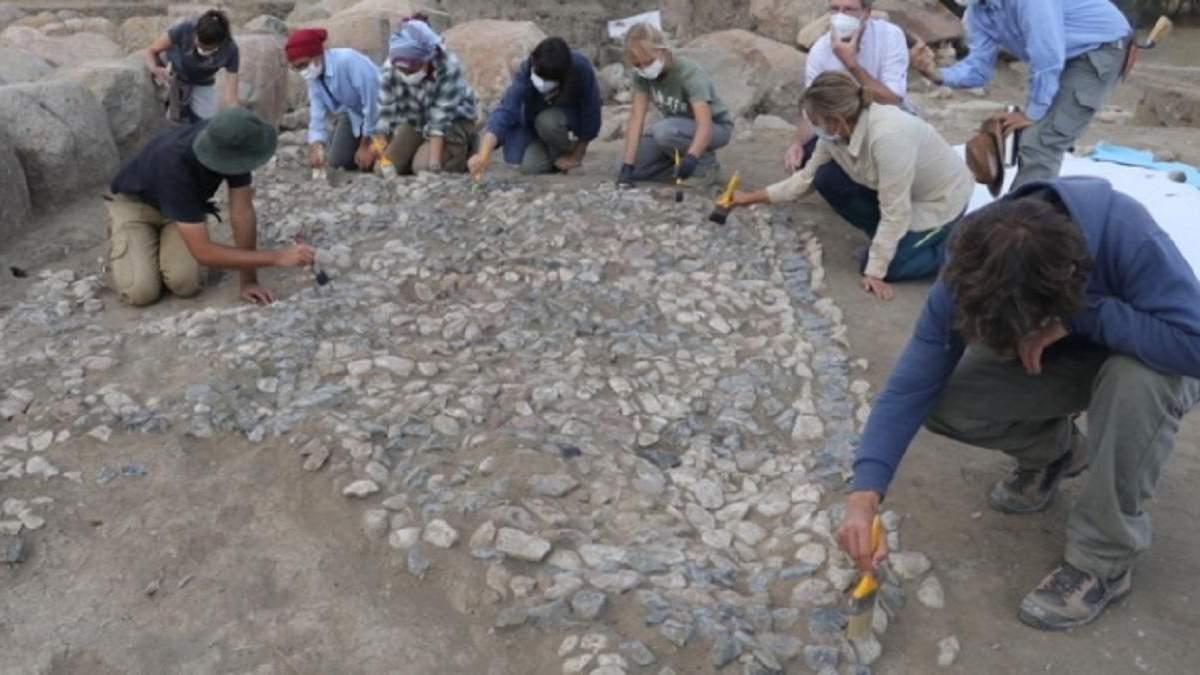 Самая старая в мире: в Турции нашли уникальную мозаику – фото находки