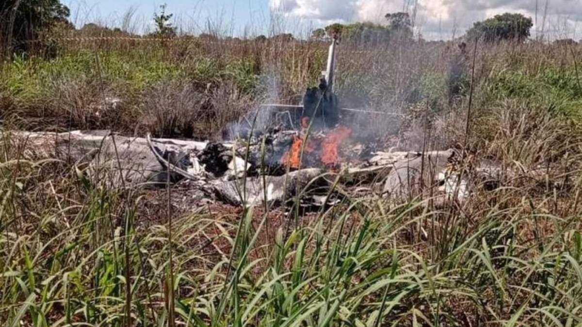 В Бразилии разбился легкомоторный самолет: погибли 7 человек