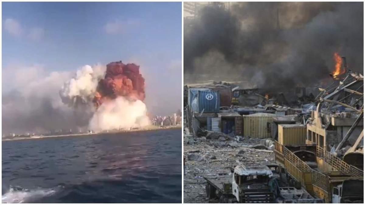 Селітра, яка вибухнула у порту Бейруту, належала фірмі з орбіти українського бізнесмена, – ЗМІ - Новини світу - 24 Канал