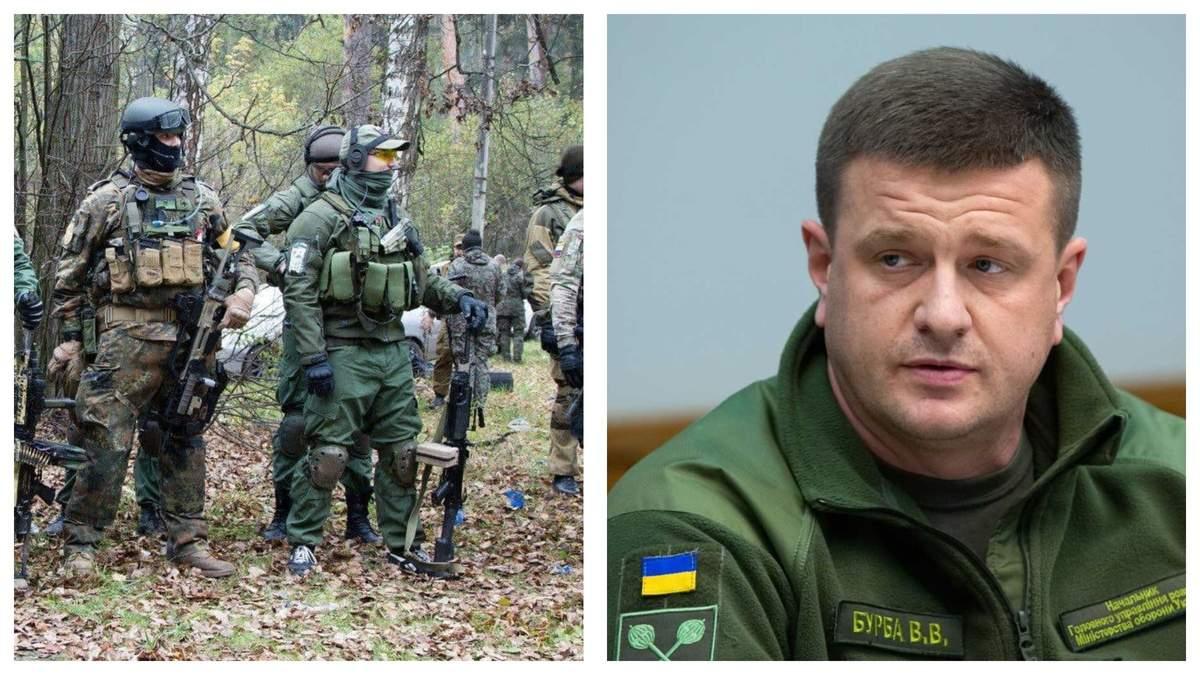 Экс-глава разведки Бурба пришел на ВСК по вагнеровцах, но заседание не состоялось - 24 Канал