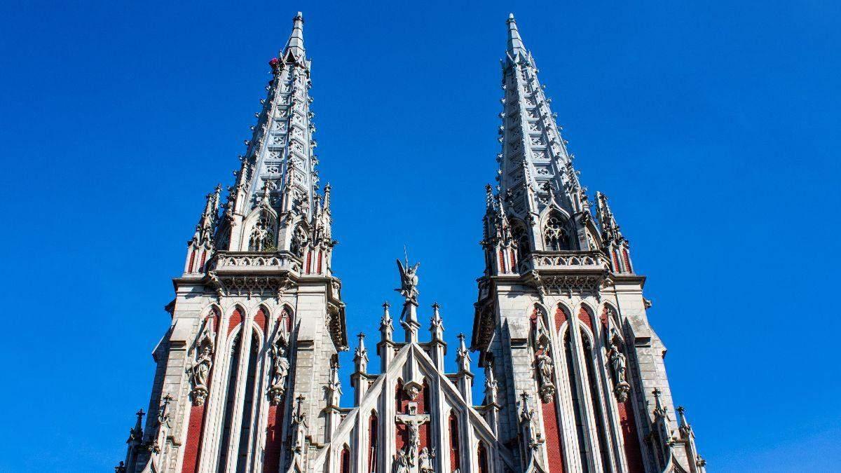 У Мінкульті пообіцяли почати відновлення костелу Святого Миколая у жовтні - Новини Києва - Київ