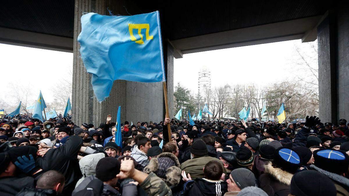 Переслідування росіянами кримських татар: до ПАРЄ надійшов запит на проведення дебатів - новини Криму - 24 Канал