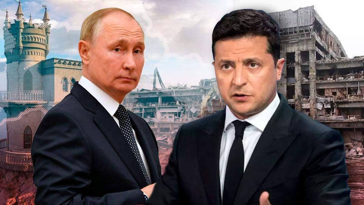 Мінські домовленості не працюють: чому Путін не хоче зустрічатися з Зеленським - новини Криму - 24 Канал