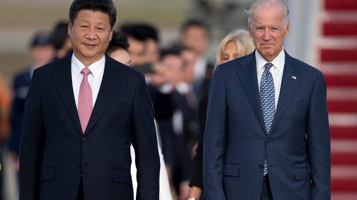 Сі Цзіньпін відхилив пропозицію Байдена про особисту зустріч: Білий дім спростував інформацію - 24 Канал