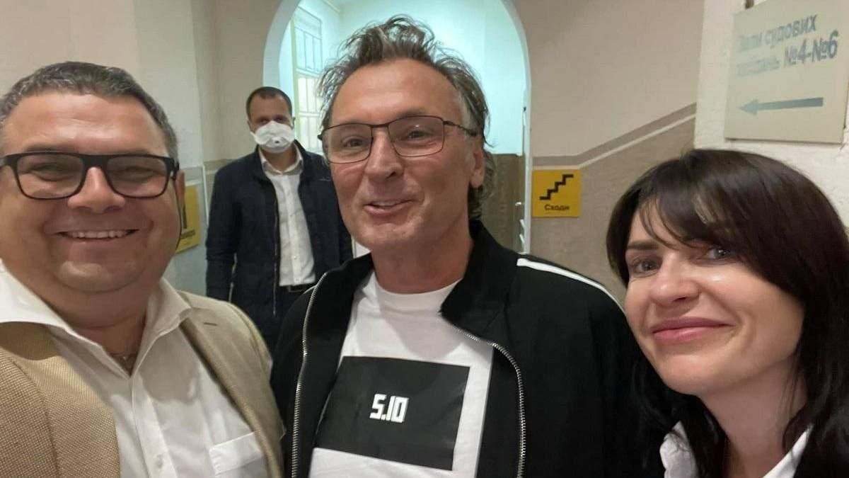 Суд отправил одиозного Геннадия Балашова в СИЗО - 24 Канал