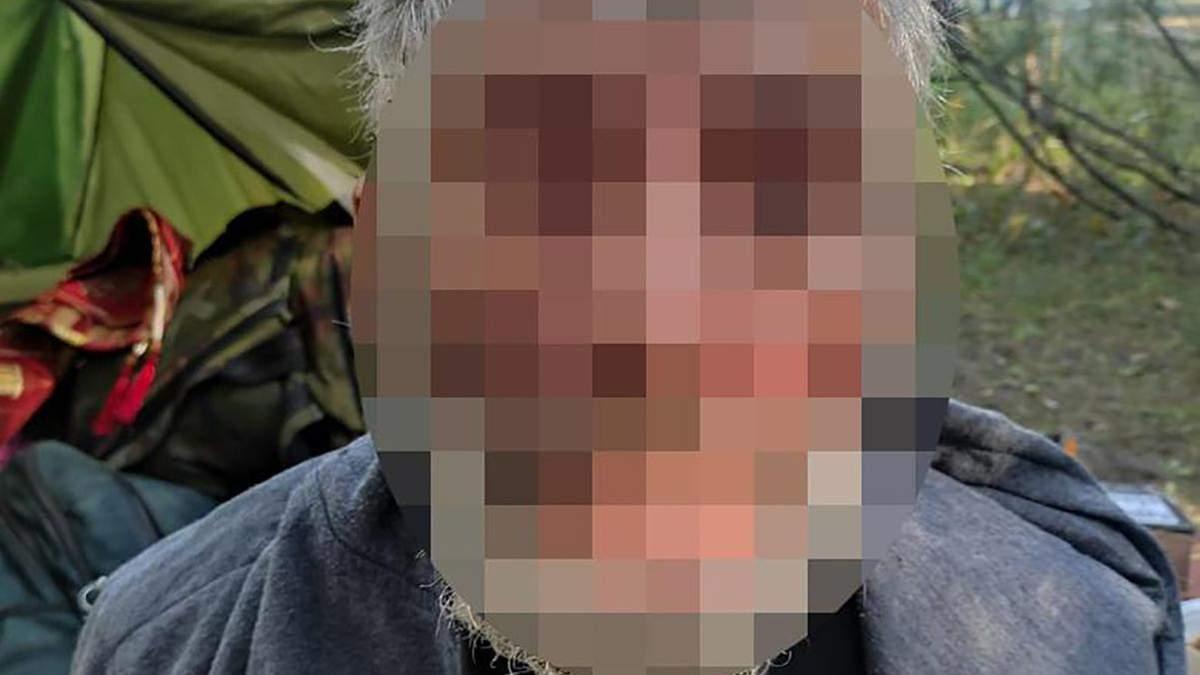 У Києві знайшли підозрюваного у вбивстві жінки, яка мешкала в наметі біля річки - Новини кримінал - Київ