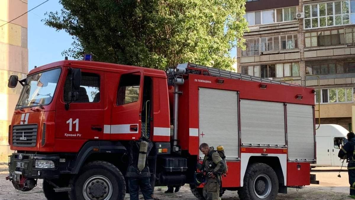 Прогремел взрыв в квартире в Кривом Роге: слышались крики детей