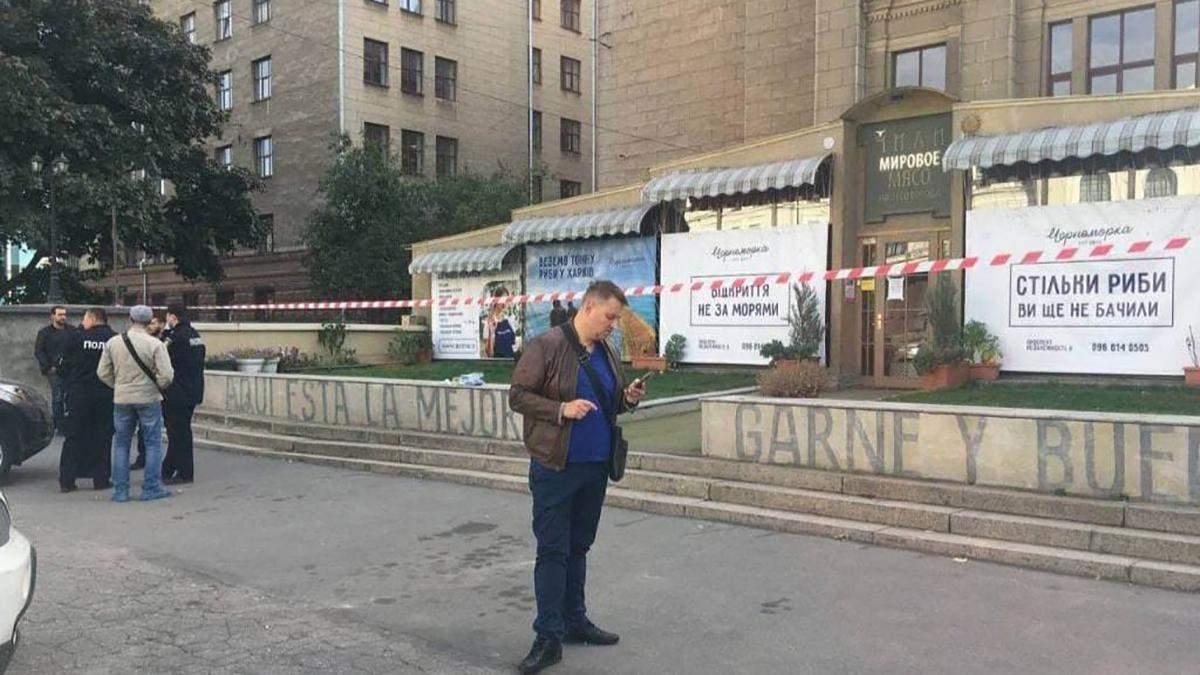 Застрелився у своєму кафе: у центрі Харкова загинув бізнесмер - 24 Канал