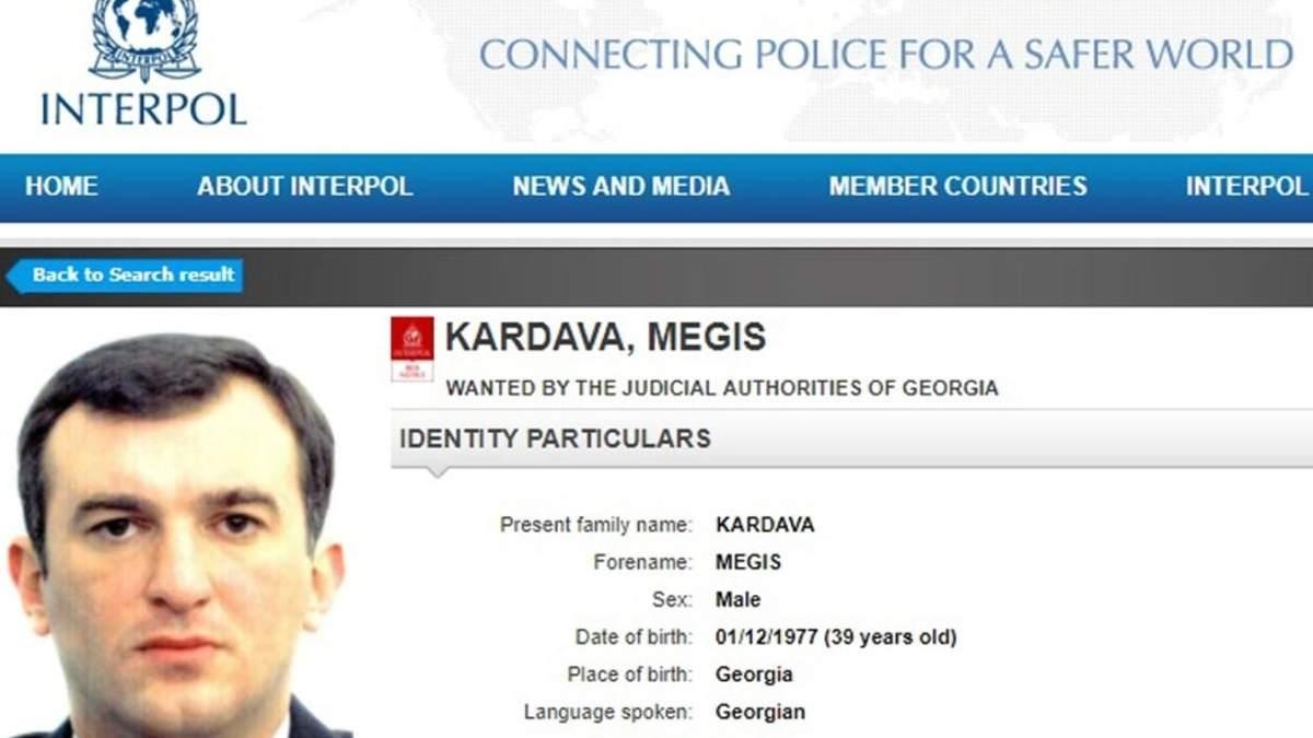 Ексначальника військової поліції, який був у розшуку, екстрадували з Києва до Тбілісі - Грузія новини - 24 Канал