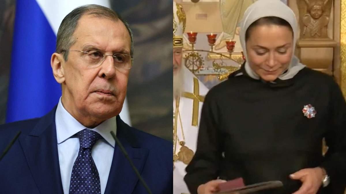 Частные экскурсии от Лаврова: как глава российского МИД катает любовницу по миру