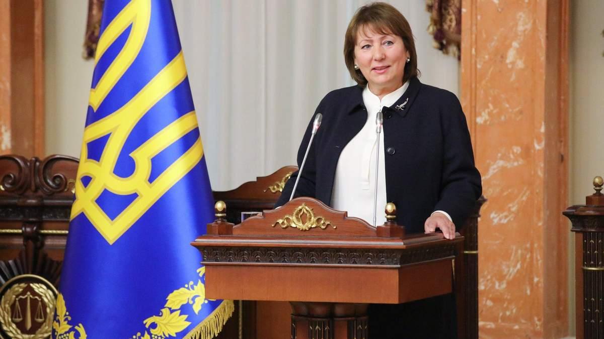 Судейское безобразие: срывом реформы руководила председатель Верховного Суда - 24 Канал