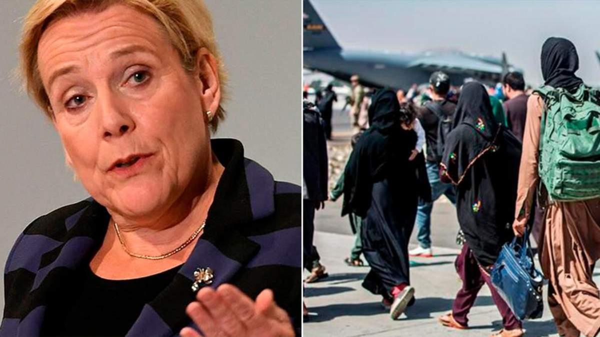 Міністерка оборони Нідерландів пішла у відставку через провал евакуації з Афганістану - 24 Канал