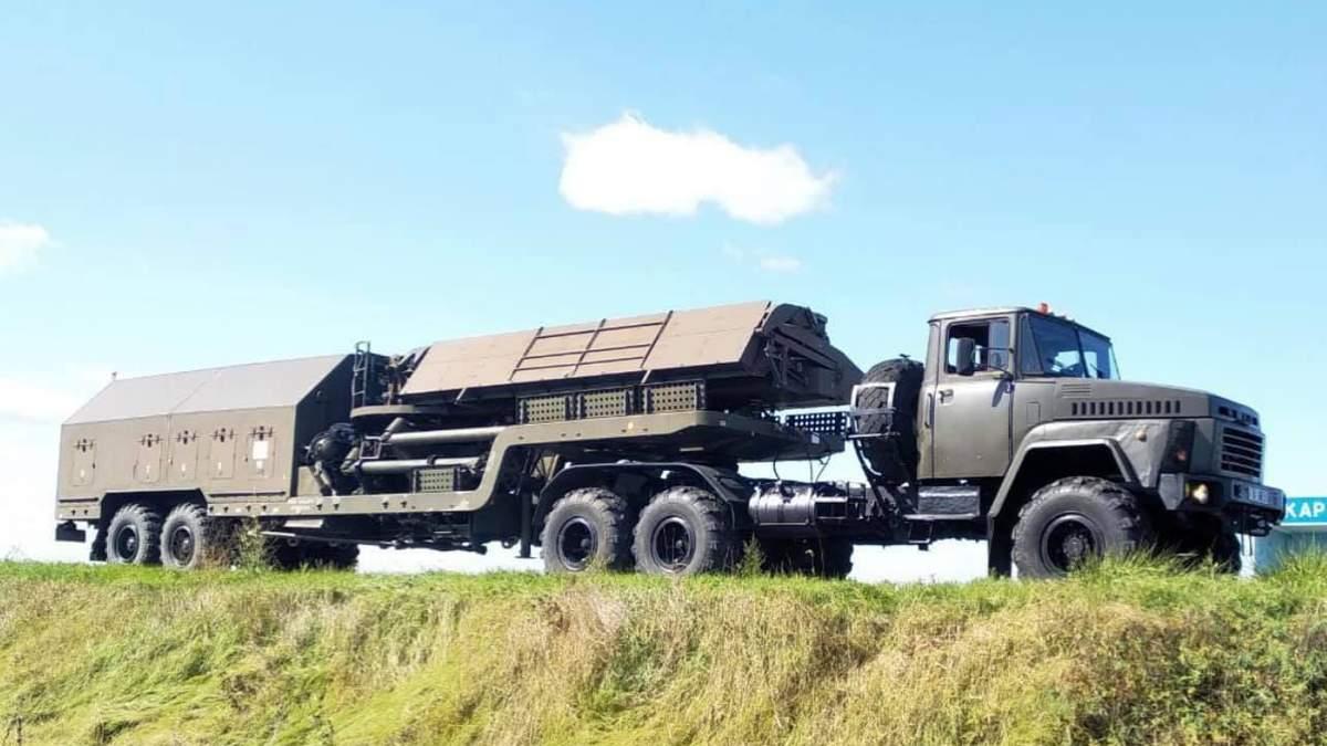 Украина усиливает систему противовоздушной обороны на северном направлении