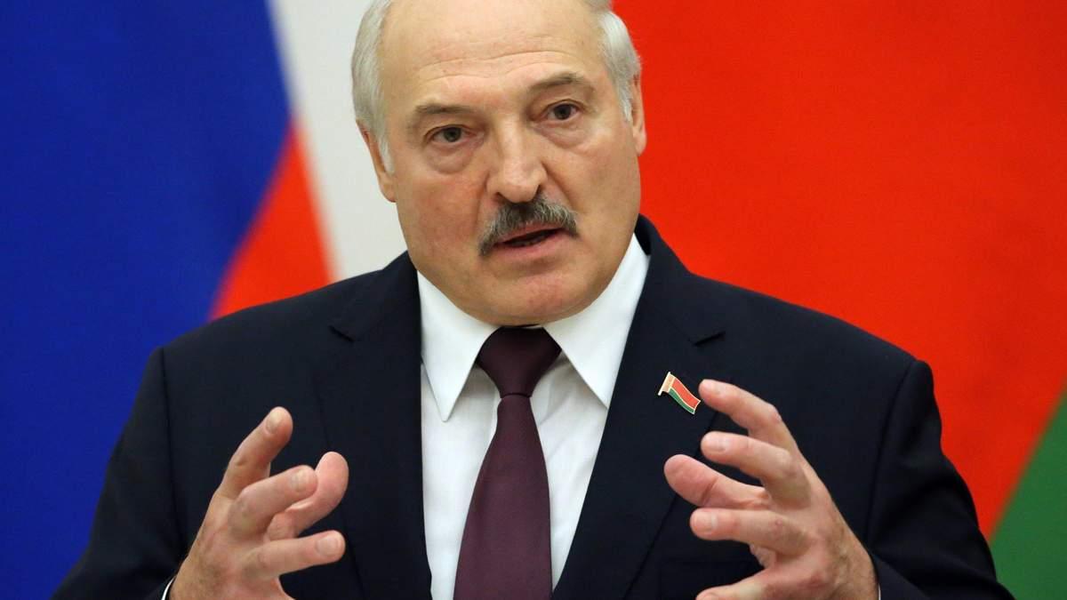 """""""Не посягаємо на коровай"""": Лукашенко заявив, що Вільнюс і Білосток – білоруські землі - новини Білорусь - 24 Канал"""
